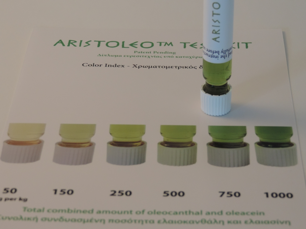 Aristoleo™ Test Vial
