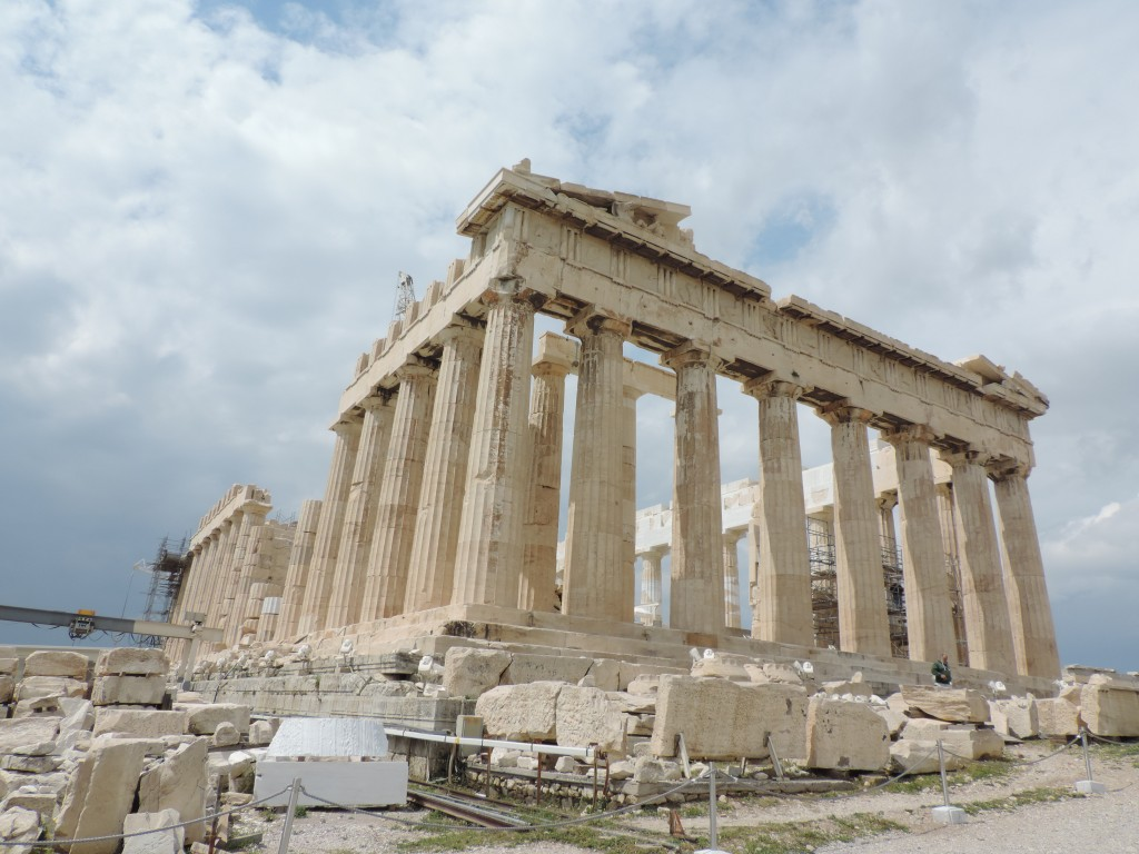Mystery of the Parthenon