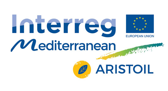 ARISTOIL Interreg MED Program 3-year, 5-country EU funded study of high phenolic olive oil