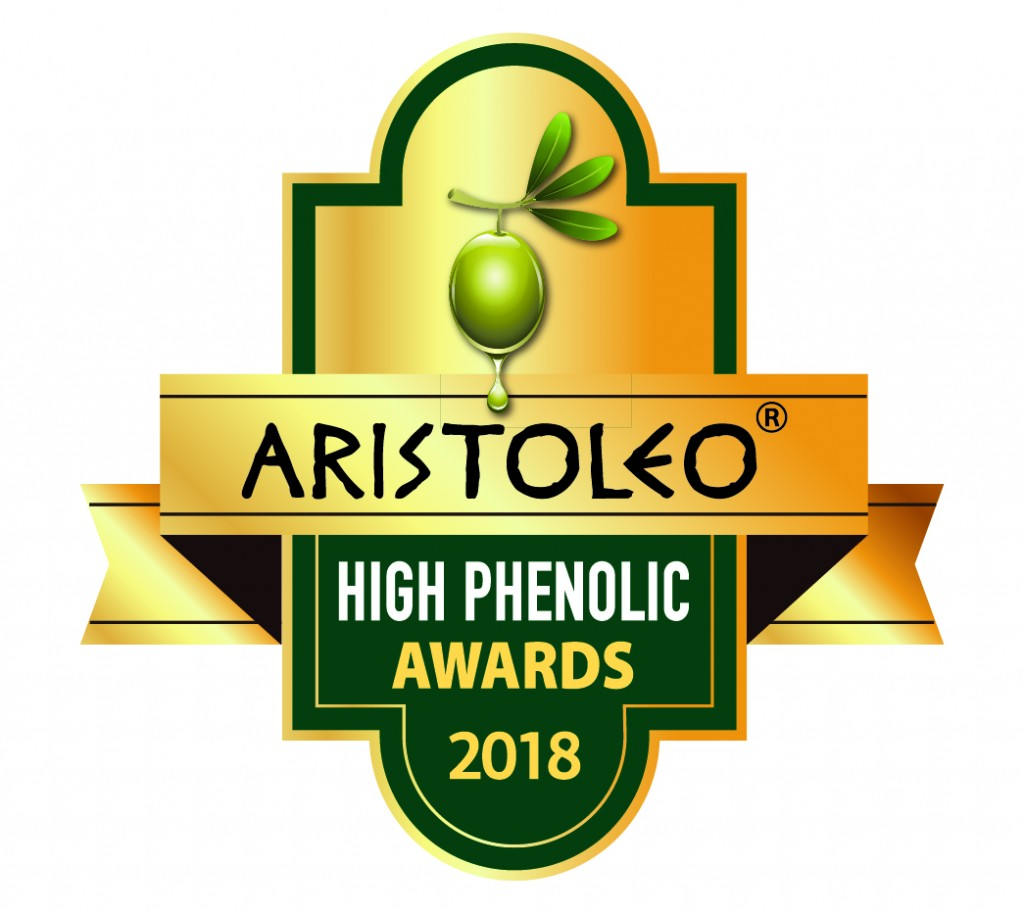 GOLD-GREEN Aristoleo award 2018