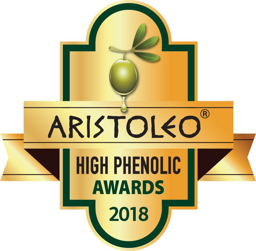 GOLD aristoleo award 2018