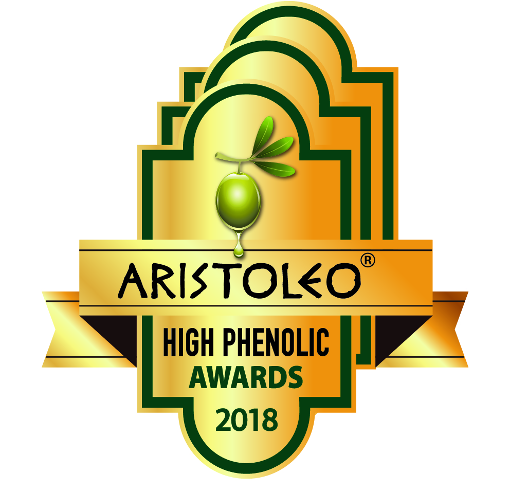 ARISTOLEO AWARDS TRIPLE GOLD