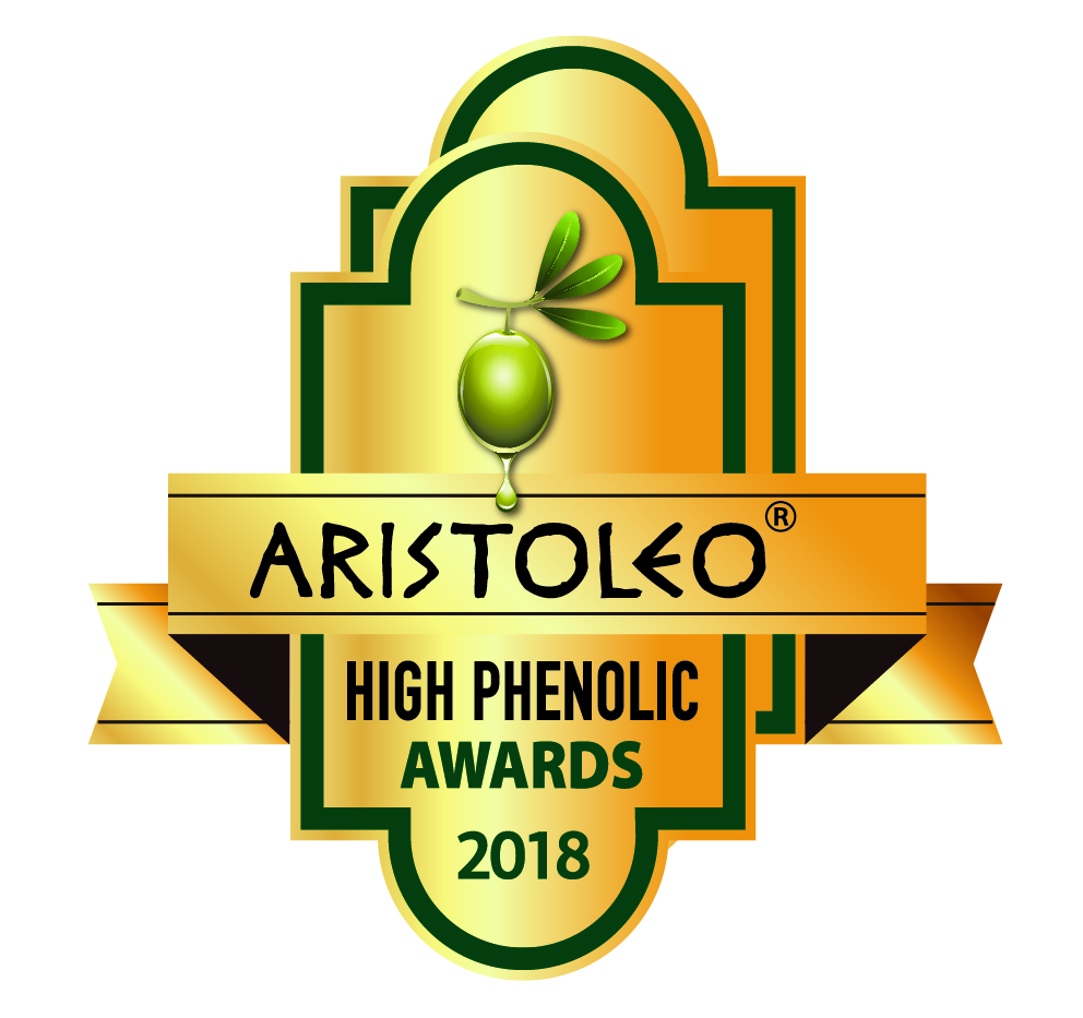 DOUBLE GOLD ARISTOLEO AWARD 2018