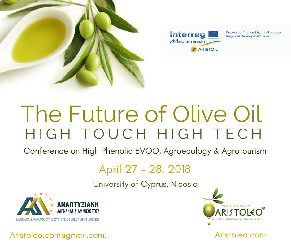 The Future of Olive Oil