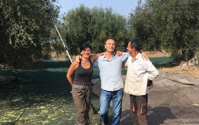 Organic, sustainable, Elaeon Bio Green Olive OIl