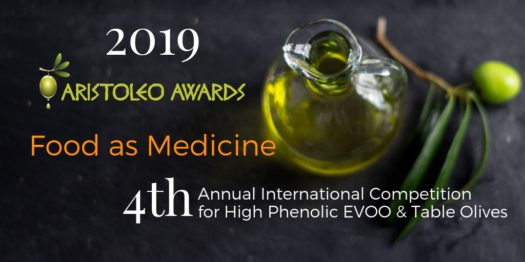 High phenolic Aristoleo Awards 2019
