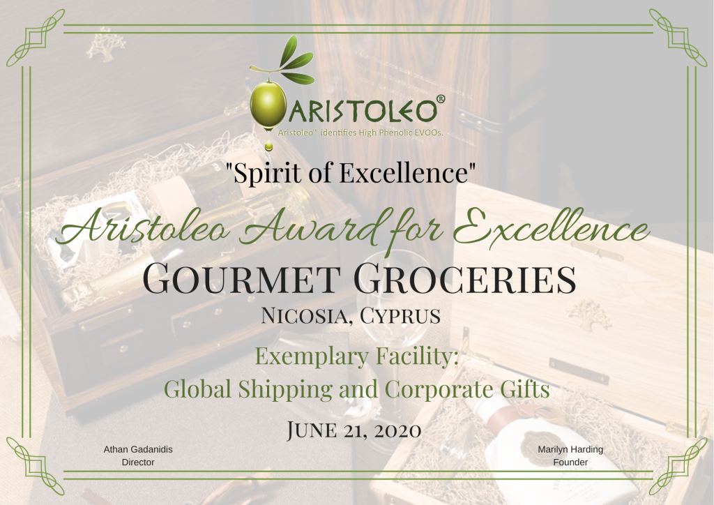 Gourmet Groceries best online shop