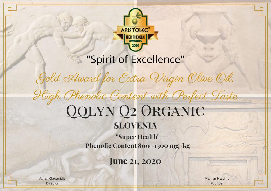 QQLYN Q2 ORGANIC